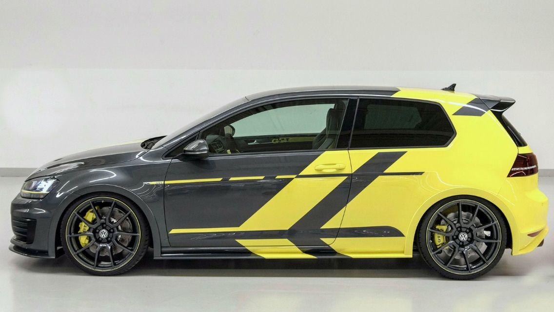 VW Mk7 golf GTI | Volkswagen | Volkswagen golf, Volkswagen
