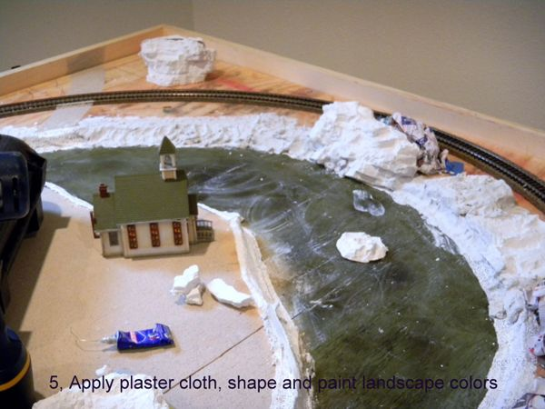 A great how to for creating realistic water dollshouse