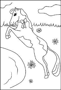 Pferde Malvorlagen Und Ausmalbilder Fa R Kinder Kostenlose Malbilder Malvorlagen Pferde Ausmalbilder Malvorlagen