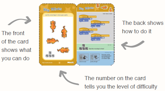Scratch Help - Scratch Cards You can print out these cards