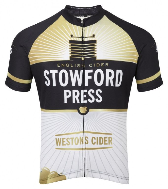 5145b56f2 Stowford Press Cycling Jersey