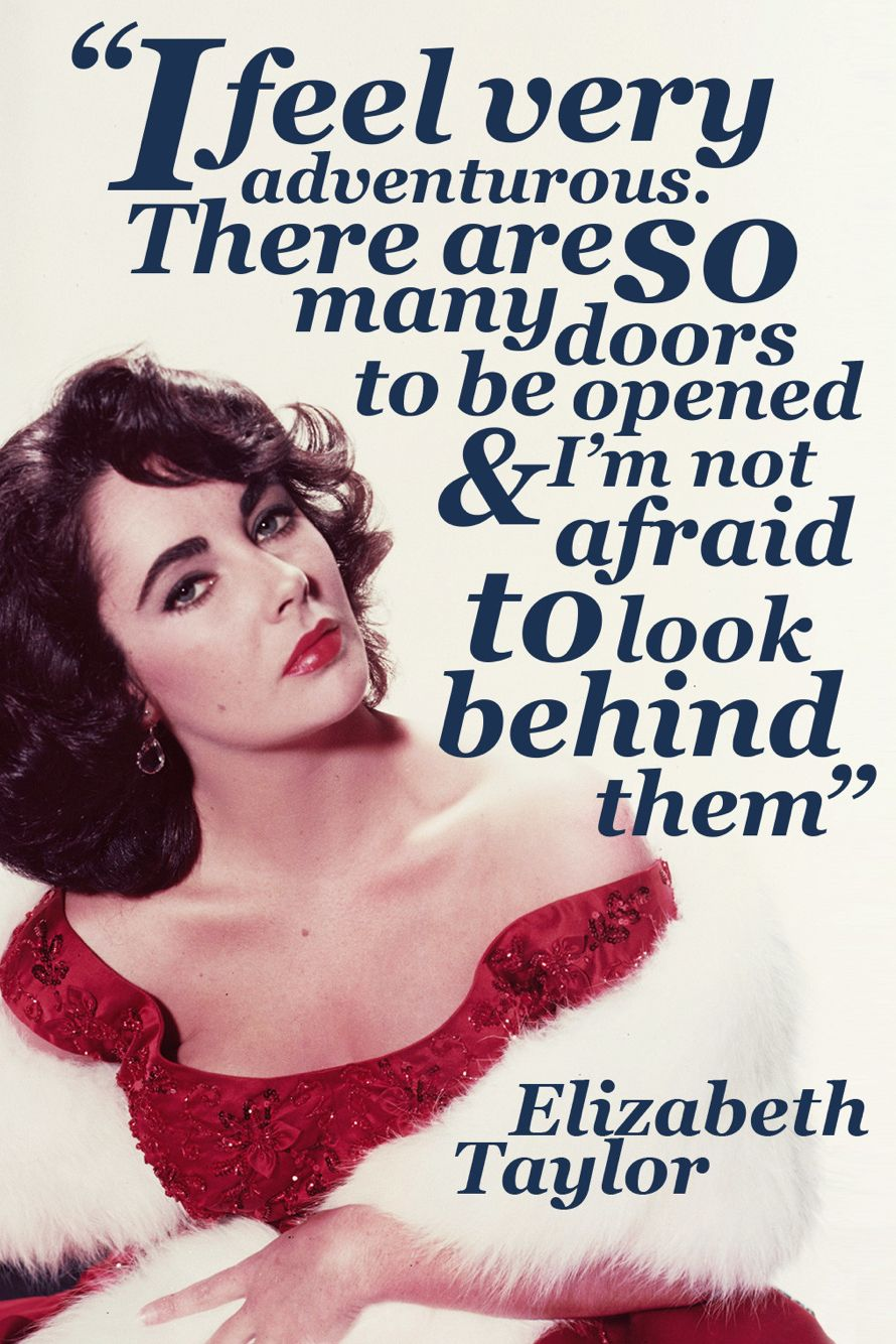 Pin by Terry Dietrich on wise & witty women   Elizabeth ...