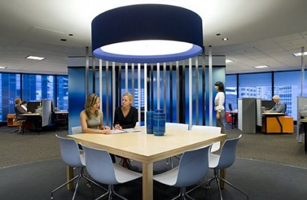 Outstanding Blue Office Design Pictures - Best idea home design ...