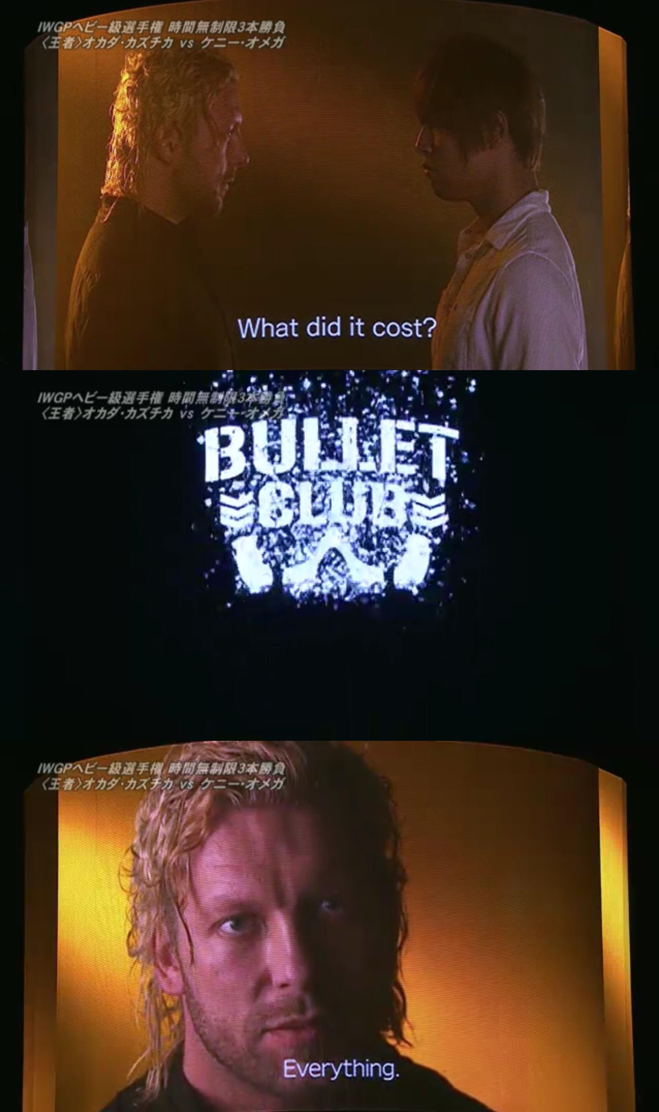 From todays new japan pro wrestling ppv japan pro