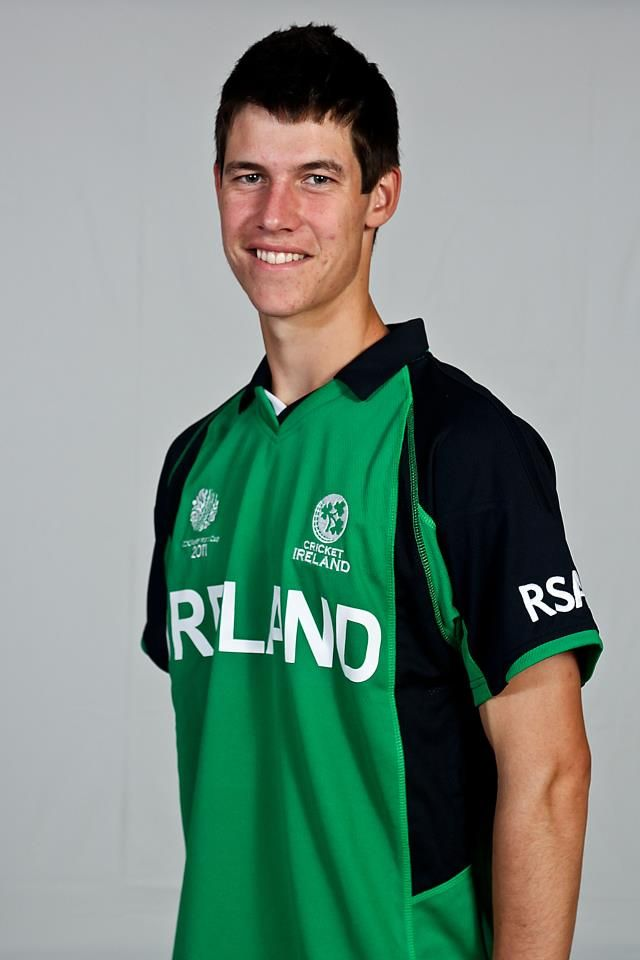 George Dockrell Ireland Cricket Cricket World Cup Icc Cricket