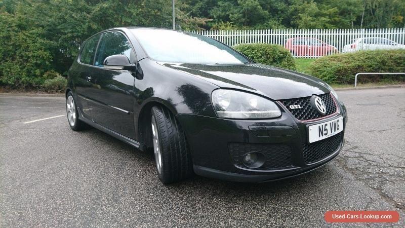 Car For Sale Mk5 Golf Gti Black 6 Speed