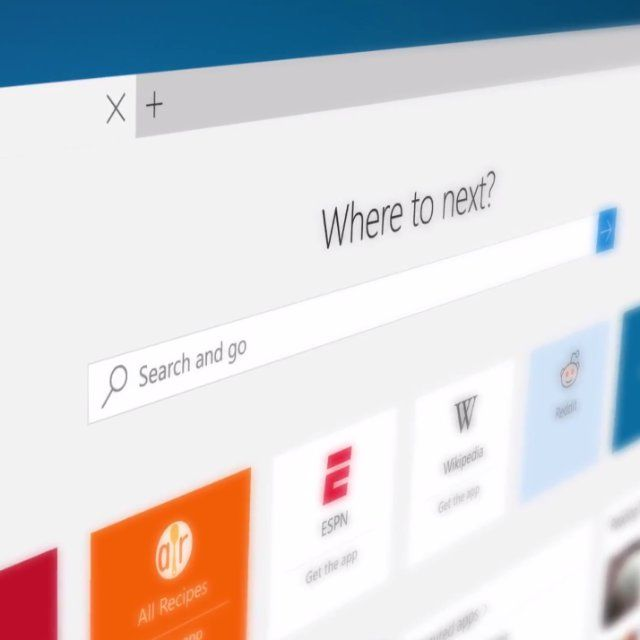 Pin for Later: Your First Look at Microsoft Edge, Internet Explorer's Replacement
