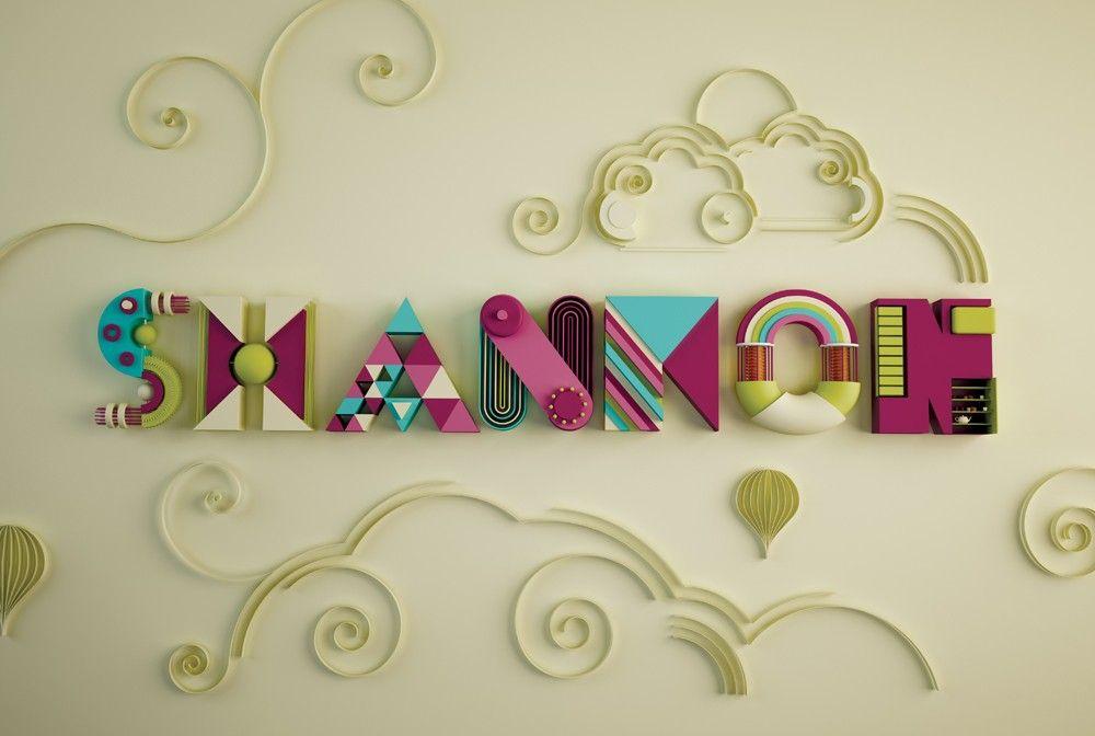 Character Design Cinema 4d Tutorial : Maxon cinema d tutorial create decorative type