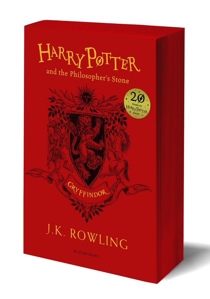 New Harry Potter Edition With Hogwarts Colors Harry Potter