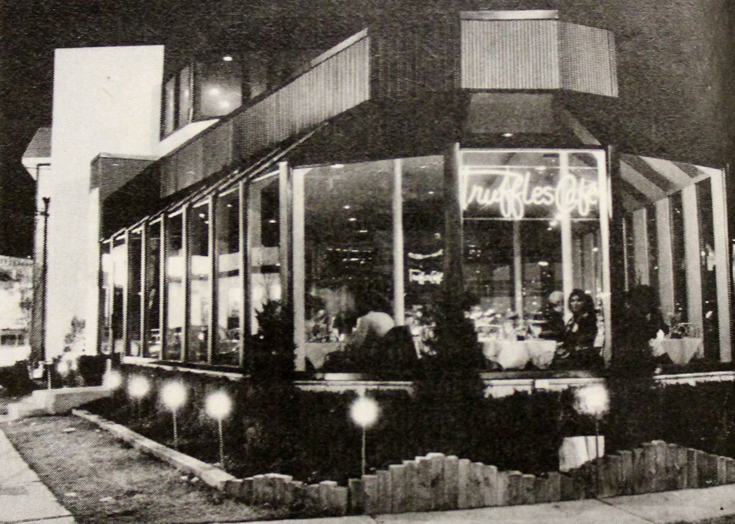 Truffles Cafe In Fort Lee Nj 1980 S Palisades Amusement Park Cliffside Park Bergen County New Jersey
