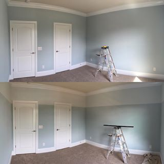Topsail Paint Color Sw 6217 By Sherwin Williams View Interior And