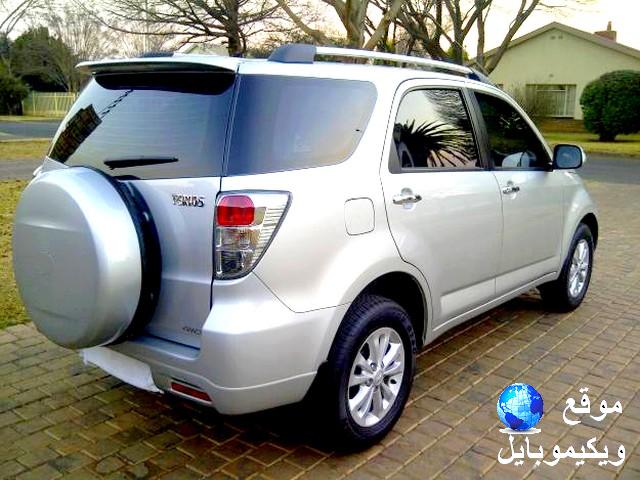 ويكيموبايل اسعار سعر دايهاتسو جراند تريوس 2013 Daihatsu Grand Terios Daihatsu Car Suv