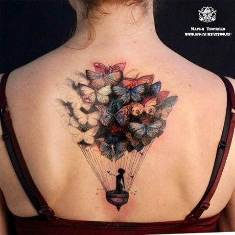 What A Beautiful Creative Tattoo With Images Tattoos