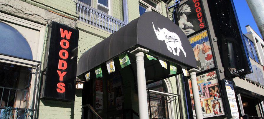Asheville gay bar