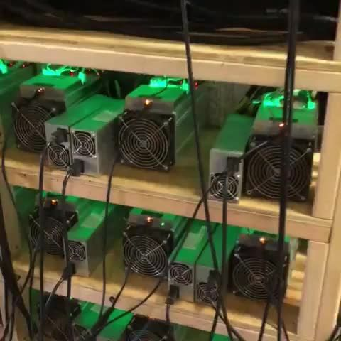 How to invest in a bitcoin farm