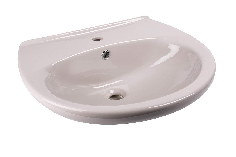 Waschtisch Waschbecken Manhattan 60 Cm Grau