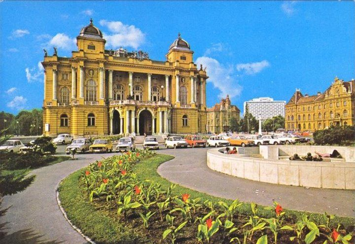 Once Upon A Time In Yugoslavia National Theatre Zagreb Once Upon A Time
