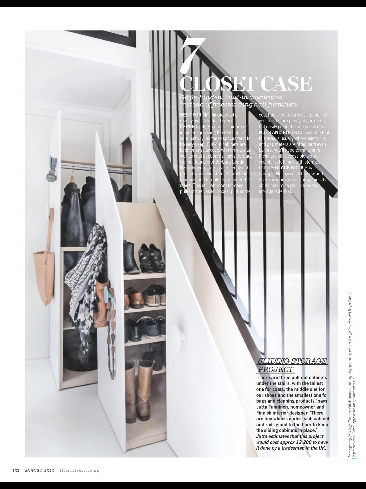 Under Stair Storage, Under Stairs, Hallway Ideas, Storage Ideas, For The  Home