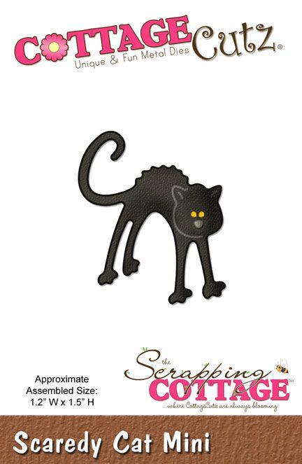 CottageCutz Scaredy Cat (Mini)