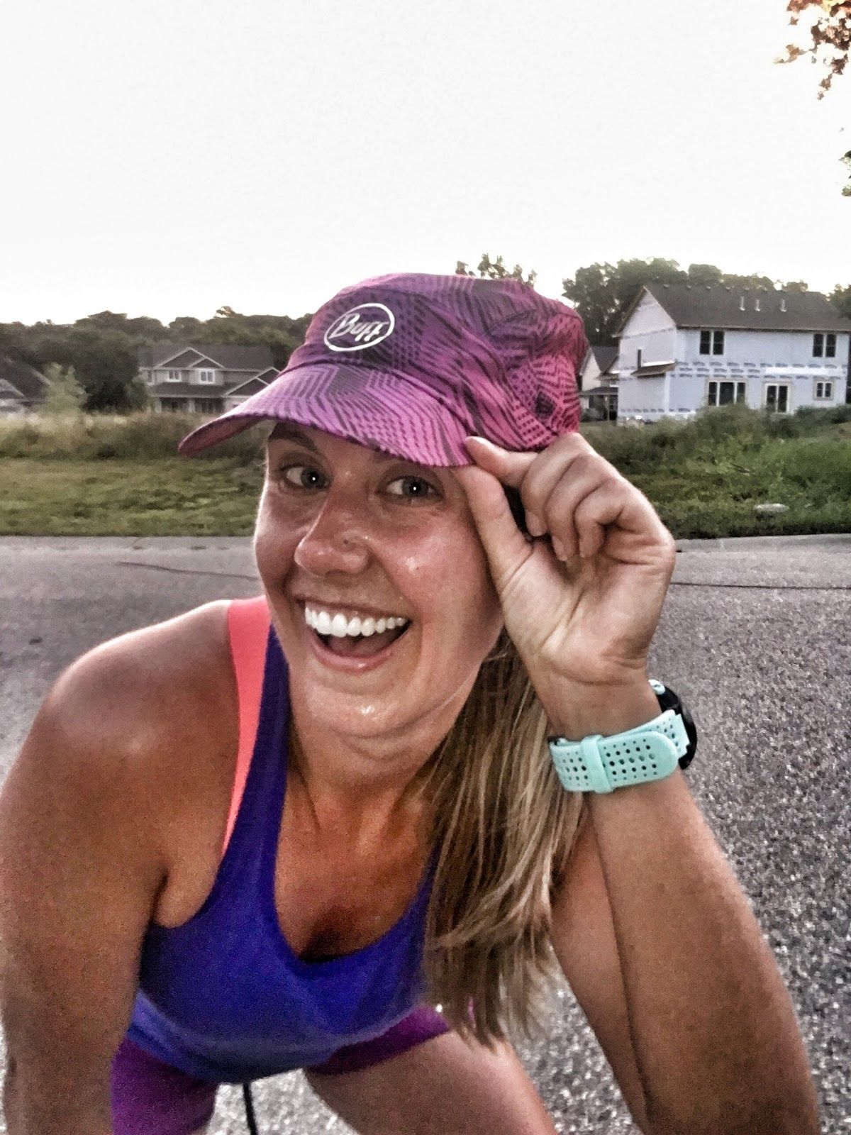 Running Blogger.  Join me as we talk all things running.