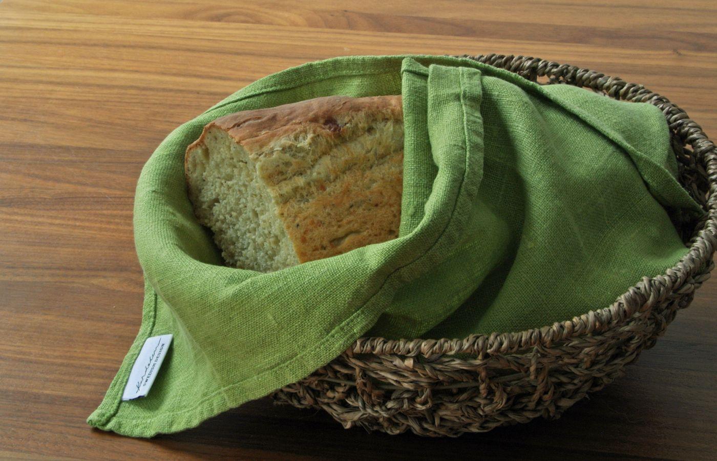 Potato bread with pecorino and rosemary