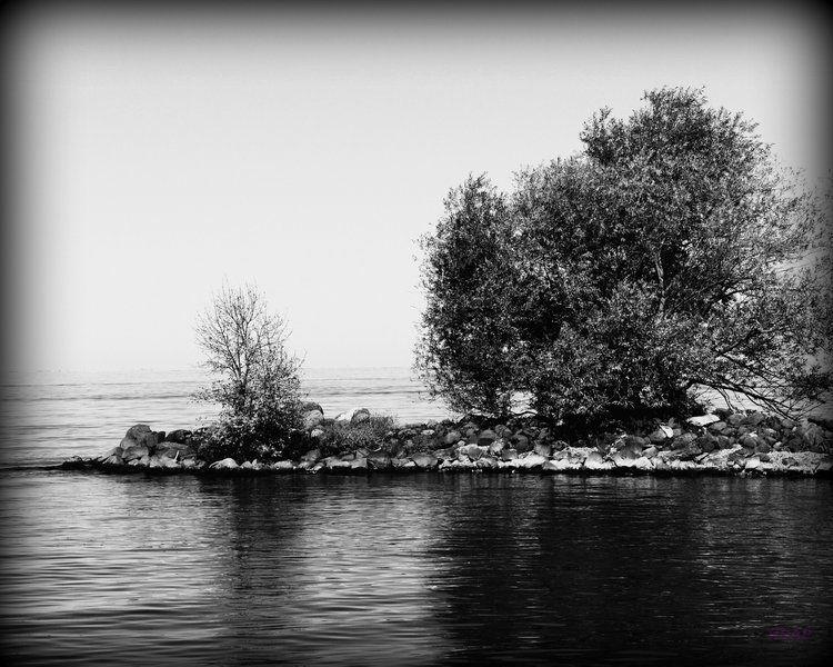 Cape on Lake Winnebago