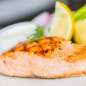 Grilled Salmon | Recipe4Living