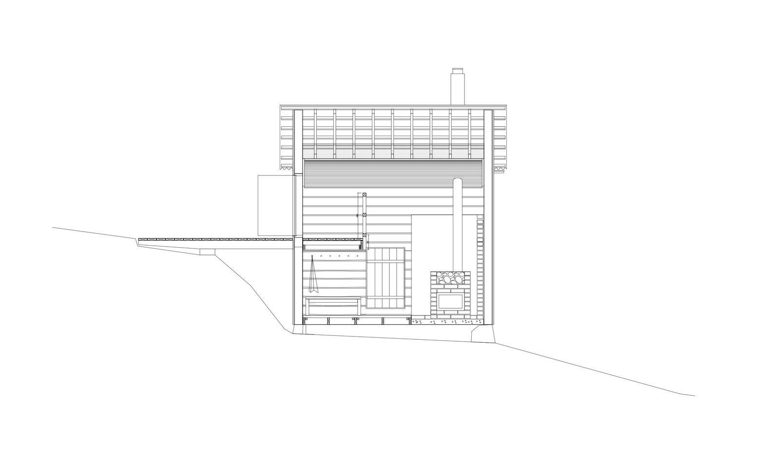 Galería - Sauna Tonttu / Anssi Lassila - Lassila Hirvilammi - 18