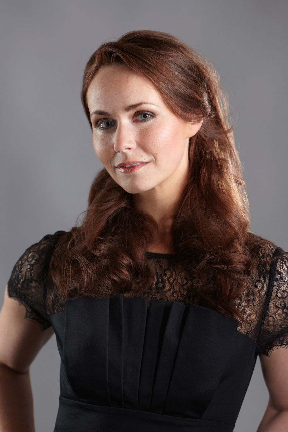 Zoe Rainey, Face of Denman Summer hair care, Irish actors