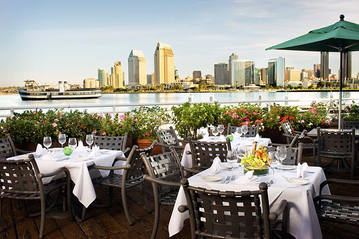 Coronado Is A Diner S Delight During San Go Restaurant Week With Spectacular Bay And Seaside Views