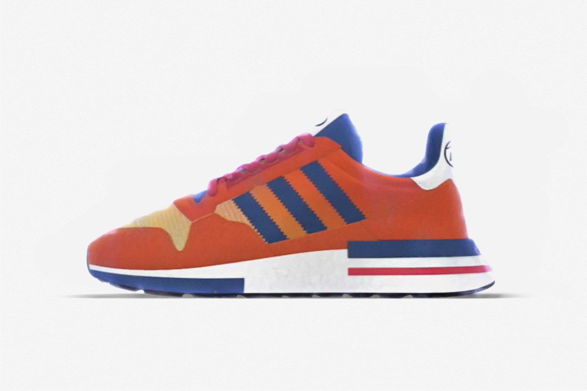new styles 96cbf a052f adidas x Dragon Ball Z collab  Final Sneakers Surface Online