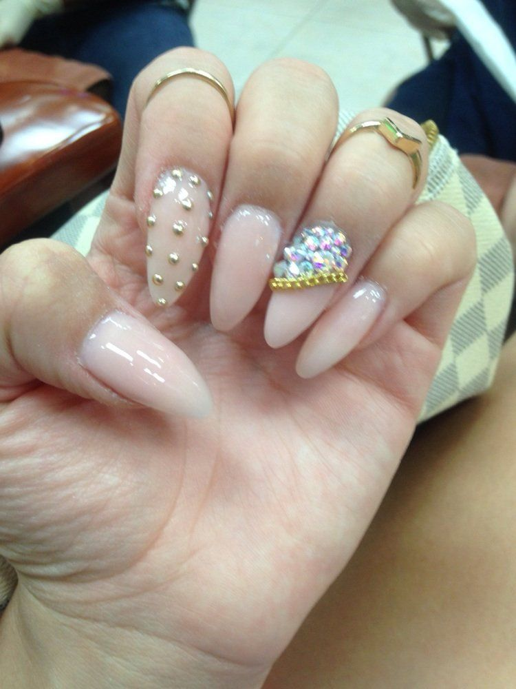 3D Nails - Upland, CA, United States. Acrylic powder only, no color ...