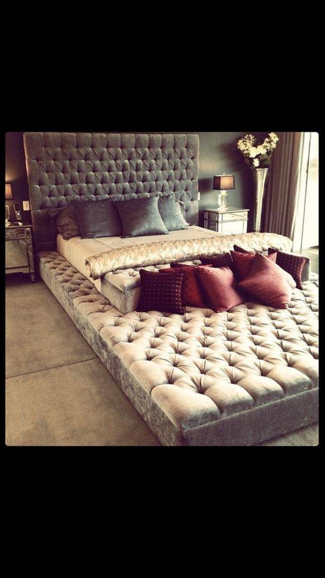 Nice Big Bed Eternity Bed Home Home Bedroom