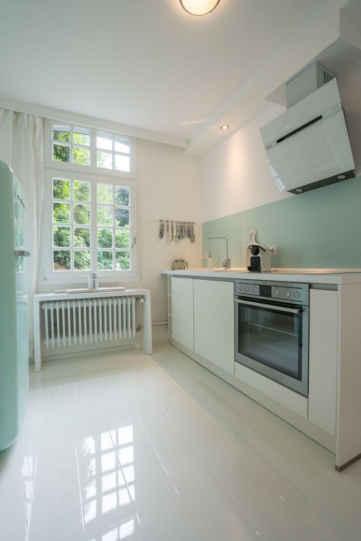 Cool Wandfarbe Küche Referenz Von Endlich Ein Smeg Kühlschrank In Meiner Lieblingsfarbe