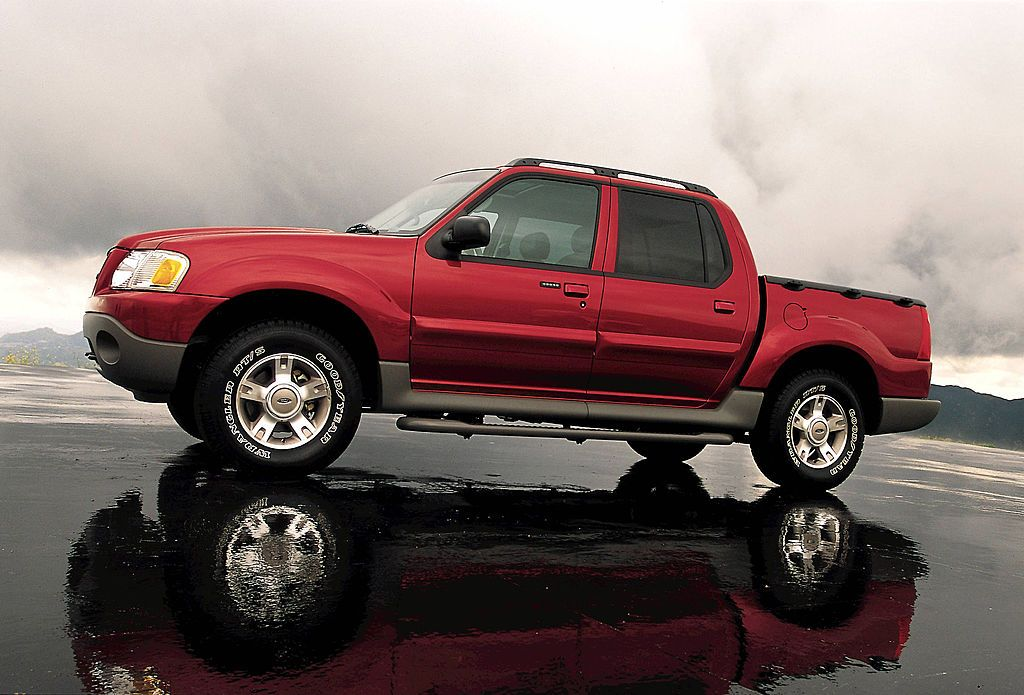 These Are the Worst Pickup Trucks of All Time Ford