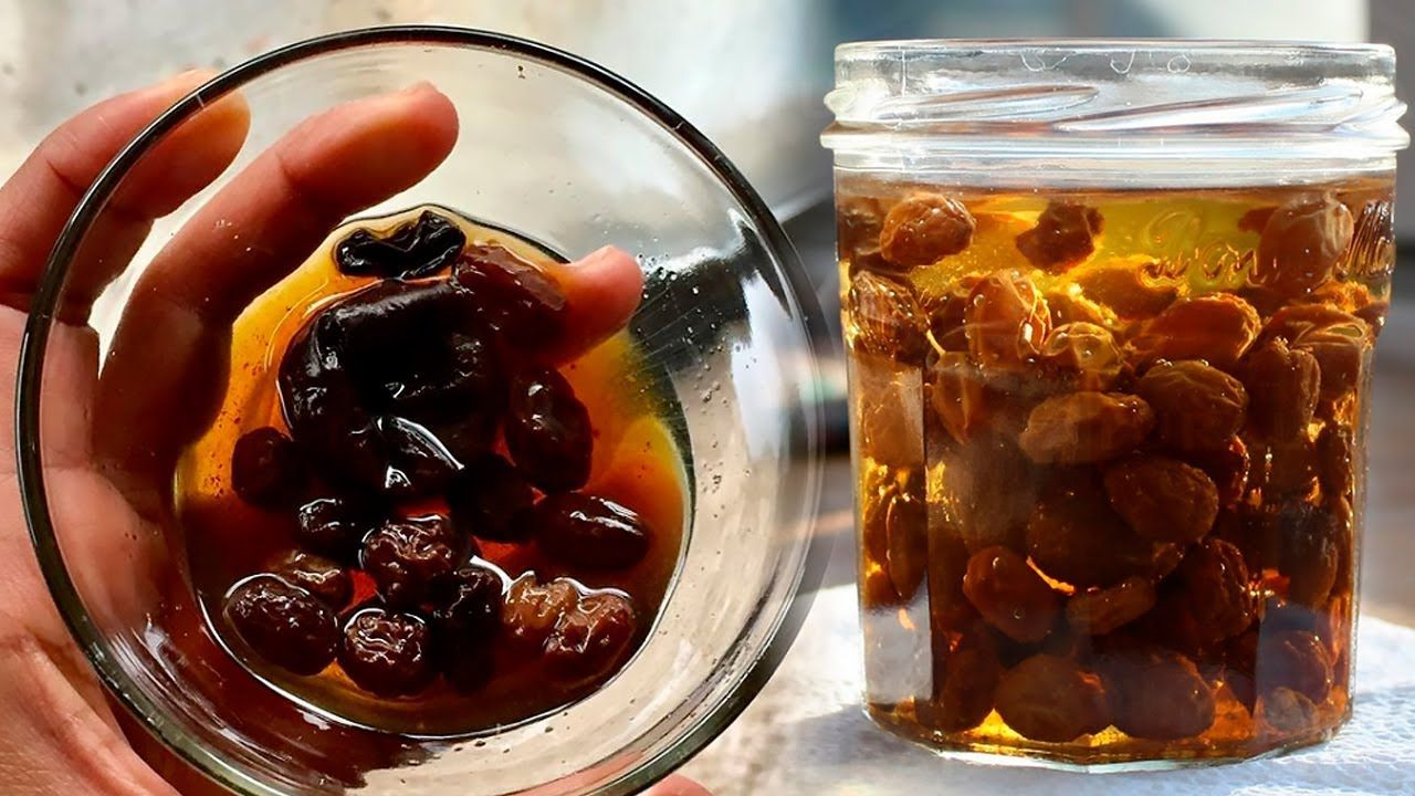 Drink Raisin Water Daily On Empty Stomach to Get These Benefits