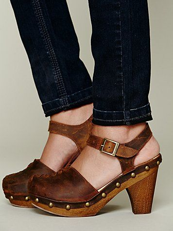 e29829466a I will be 70 and still wearing these. Love my clogs from Free People ...