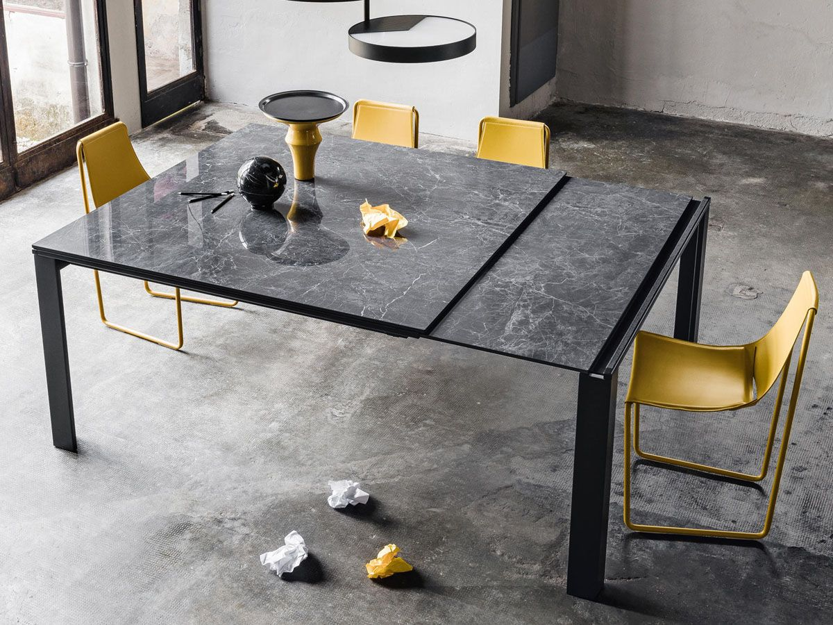 Marcopolo Table By Midj Tavoli In 2019 Dining