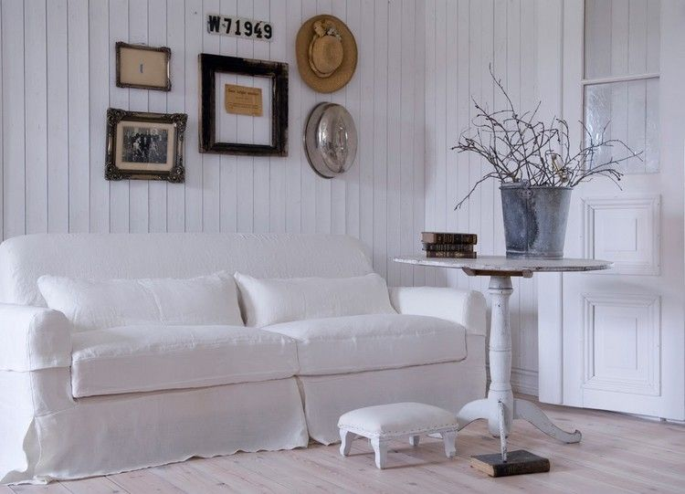 Wohnzimmer Im Landhausstil Gestalten 55 Gemutliche Ideen Shabby Chic Ikea Furniture Modern Style Furniture