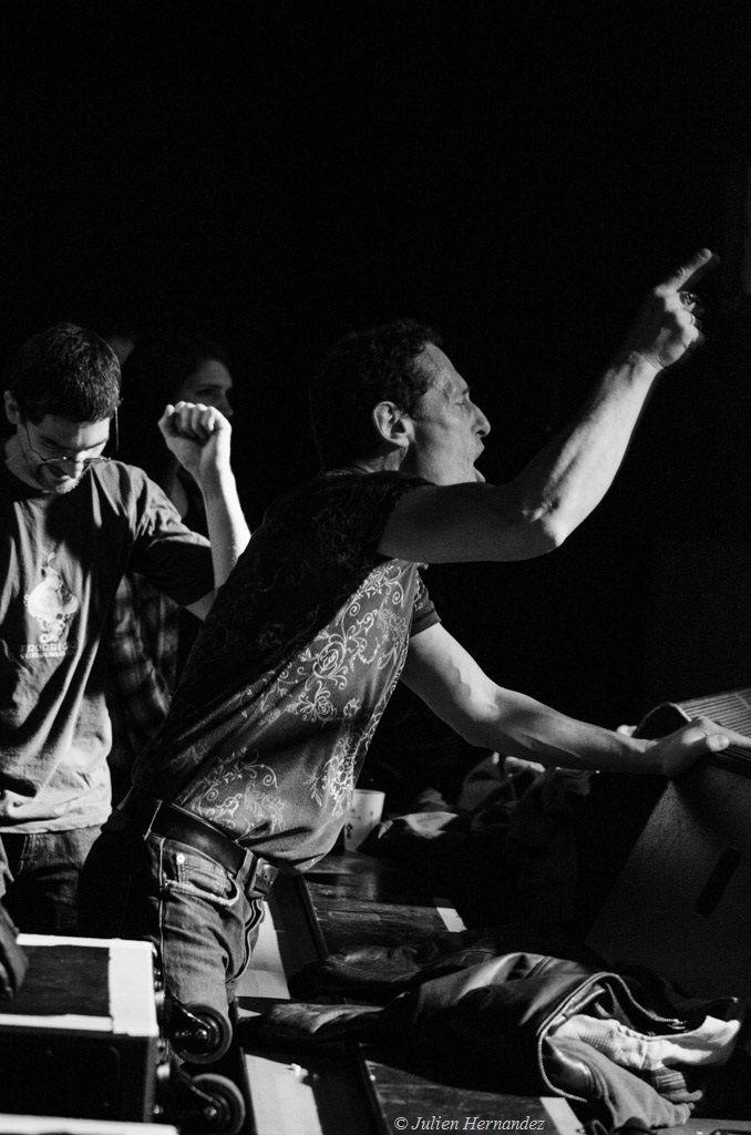 H-Burns + The Blind Shake + The Irradiates - 11/04/15 Crédit photo Assocation PixScènes / à La Rodia