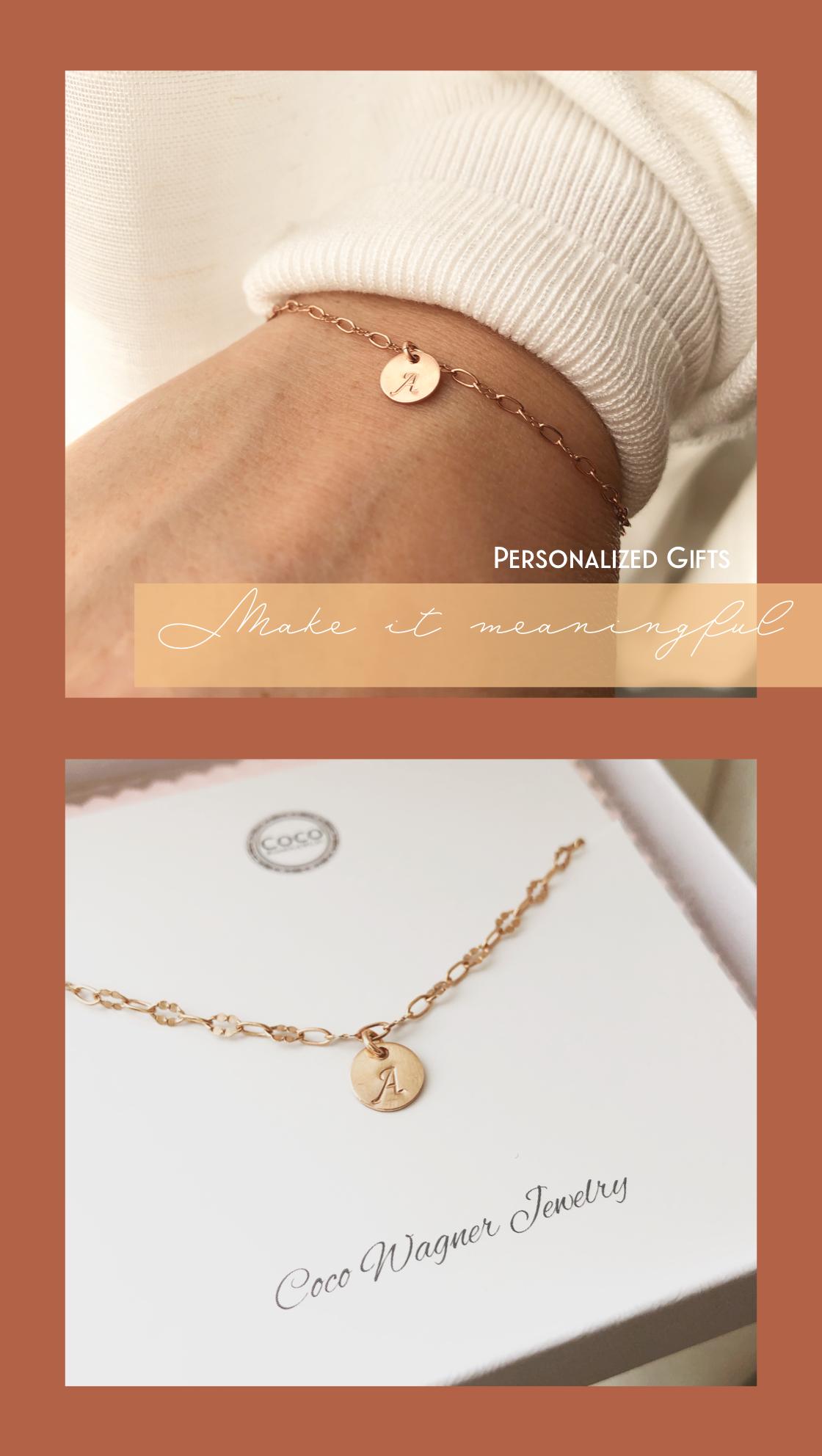 Photo of Make it make sense. Personalized Gifts, #DaintyJewelrypersonalized #Gifts #Meaningful #perso …