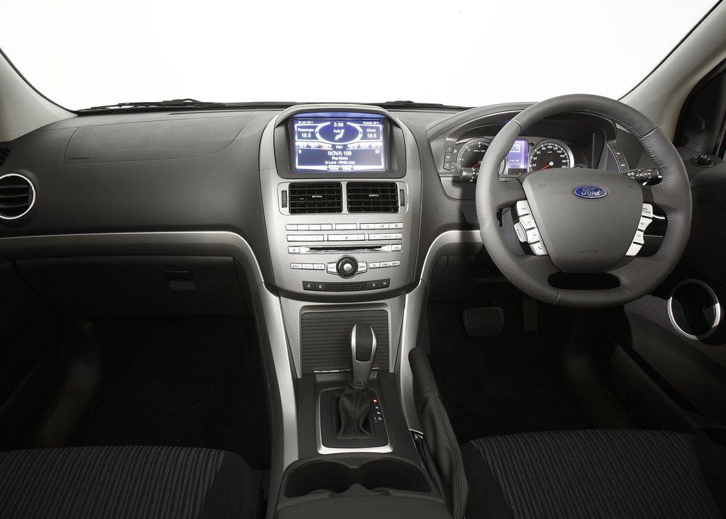 2012 Ford Territory Interior Automotivenice Not Your Everyday