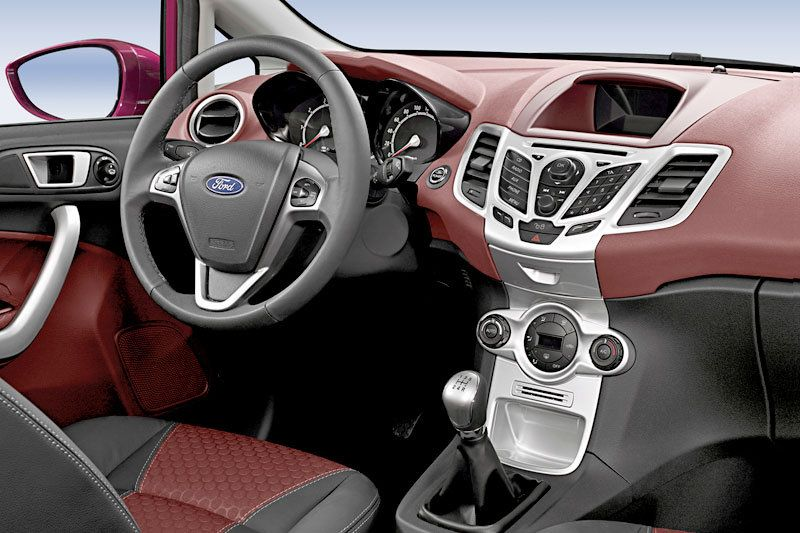 Ford Fiesta 1 6 Tdci Trend Ford Fiestas Ford Motor Company