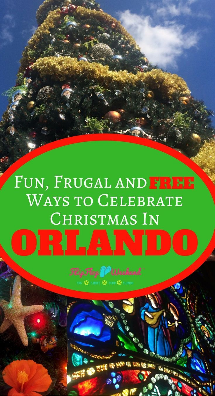 there are plenty of fun free and cheap holiday activities to during christmas in orlando this post outlines some of my favorite ways to build florida - Cheap Places To Go For Christmas