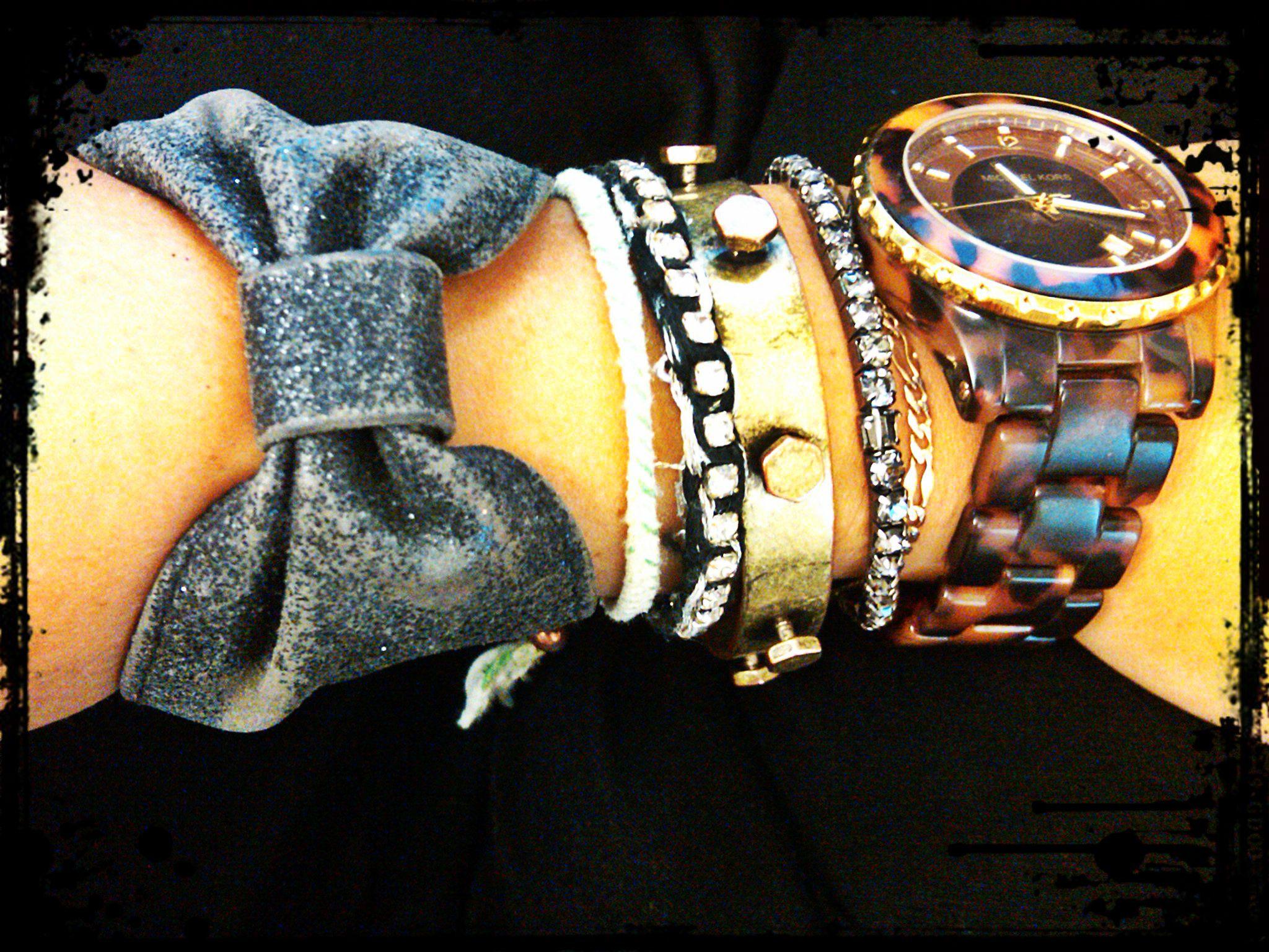 #bangles #bracelets #bow #madewell
