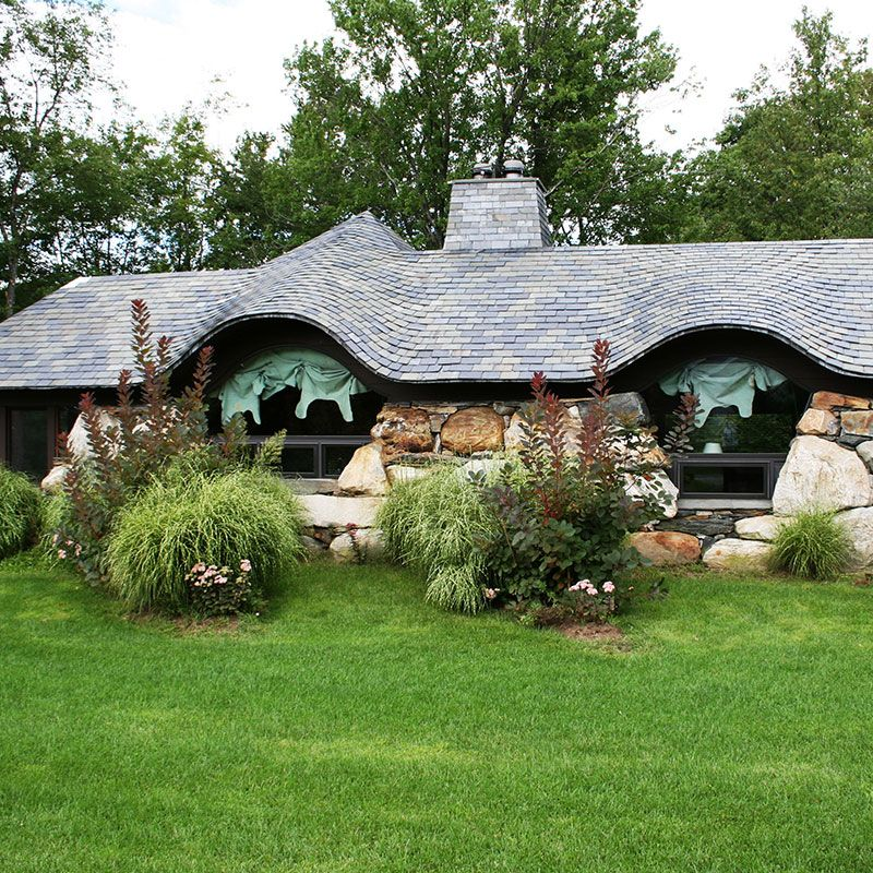 gallerystone3 Cottage exterior, Cottage, Cottage interiors