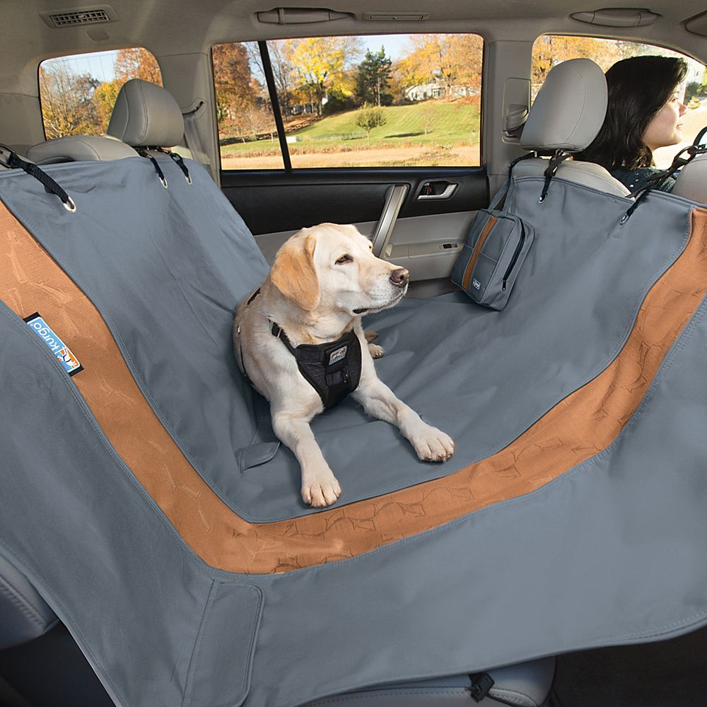 Extended Hammock Style Car Seat Cover For Large Cars Dog Hammock