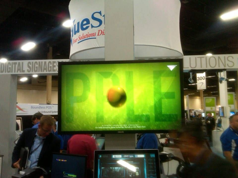 Dimenco's Eye-catching 4K Starred at RSPA | Digital Signage