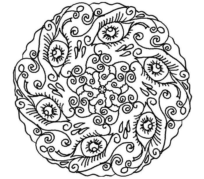 29 Free Printable Mandala Colouring Pages Canada Arts Connect