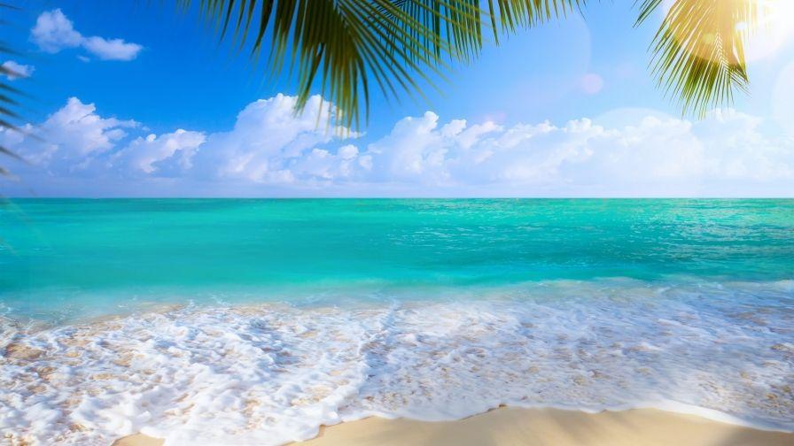 Beach Sea Shore Hd Wallpaper Download Beautiful Beaches Tropical Beaches Beach Landscape